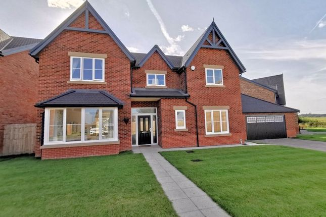 Thumbnail Detached house for sale in Dissington View, Newcastle Upon Tyne