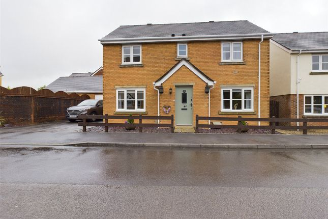Thumbnail Detached house for sale in Lakeside Way, Nantyglo, Ebbw Vale, Gwent