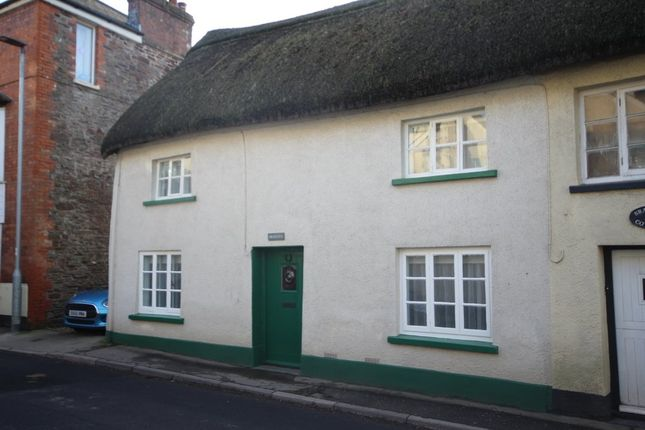 Thumbnail Cottage for sale in Leigh Road, Chulmleigh