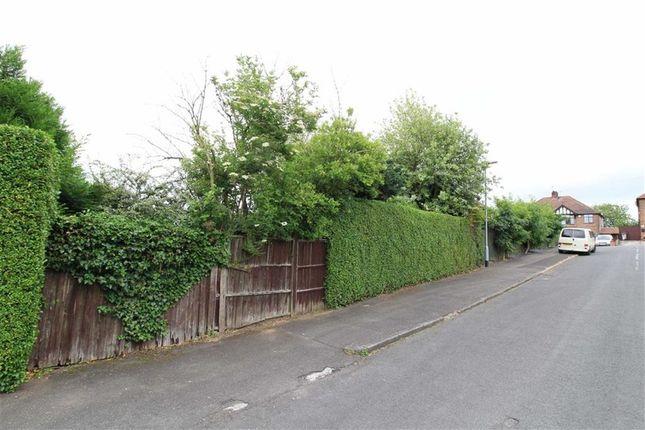 Thumbnail Land for sale in Ernest Road, Carlton, Nottingham