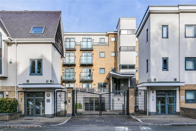 Exterior of Dukes Court, 77 Mortlake High Street, London SW14
