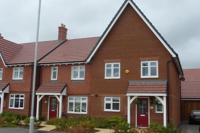 Thumbnail Semi-detached house to rent in Mackay Crescent, Tadpole Garden Village, Swindon