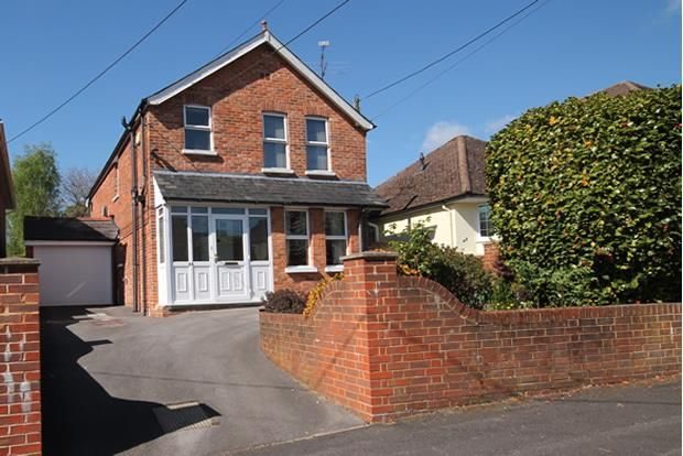 Thumbnail Detached house for sale in Marrowbrook Lane, Farnborough