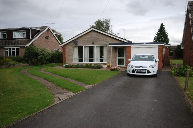 Thumbnail Detached bungalow for sale in King Edward Street, Belton, Doncaster