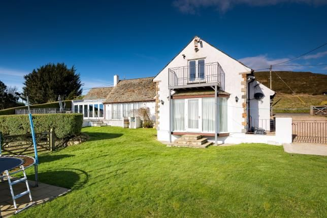 Thumbnail Detached house for sale in Mynytho, Pwllheli, Gwynedd