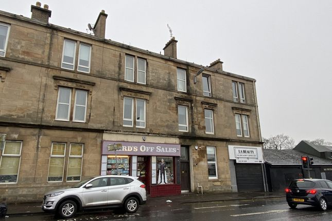 1 bed flat to rent in Shettleston Road, Glasgow G32