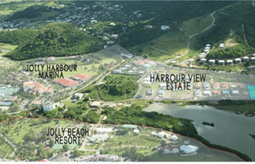 Image of Harbour View Lots, Jolly Harbour Area, Antigua And Barbuda