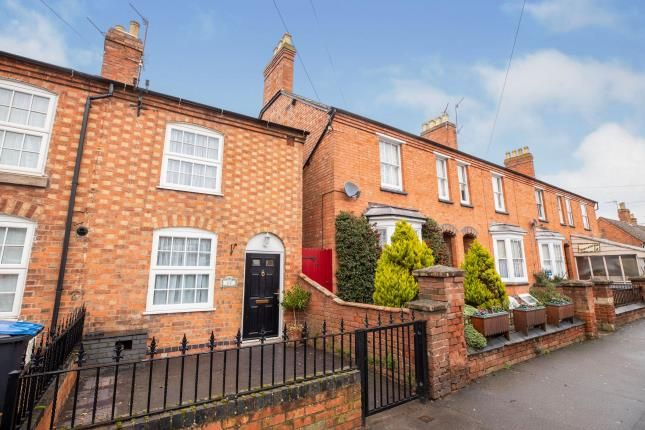 Front of Main Street, Tiddington, Stratford-Upon-Avon, Warwickshire CV37