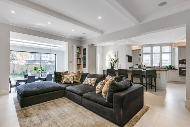 Thumbnail Semi-detached house for sale in Ferry Road, Barnes, London