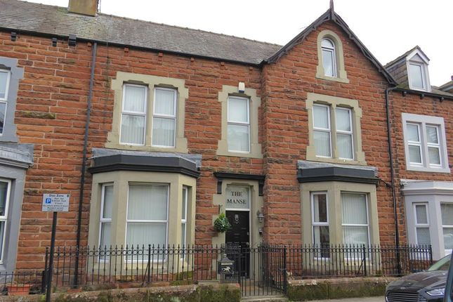 Thumbnail Town house for sale in Lawson Street, Lawson Street, Maryport CA156Lz
