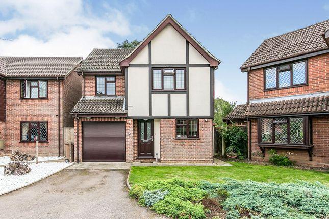 Thumbnail Detached house for sale in Crown Close, Martlesham, Woodbridge