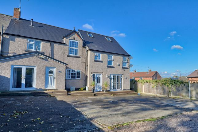 Thumbnail Detached house for sale in Colenso Place, Queen Victoria Road, New Tupton, Chesterfield