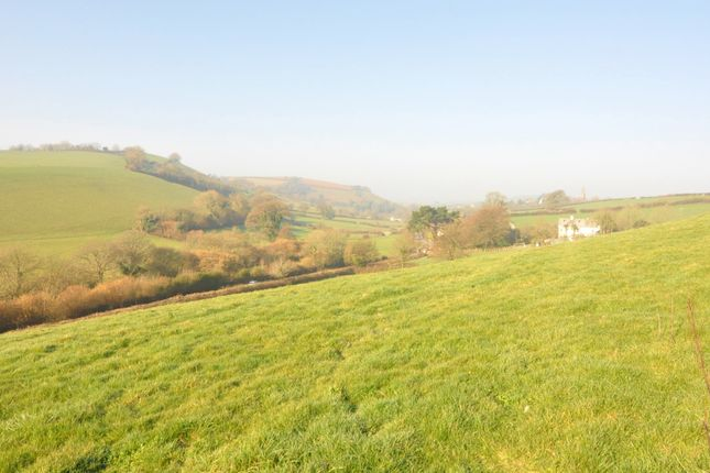 Land At Modbury, South Hams, Devon PL21