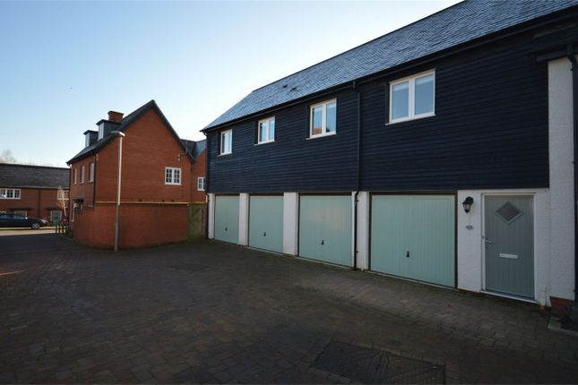 Thumbnail Flat to rent in Wykeham Way, Winchester