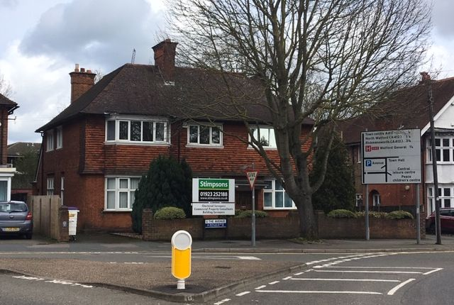 Thumbnail Office for sale in The Avenue, Watford