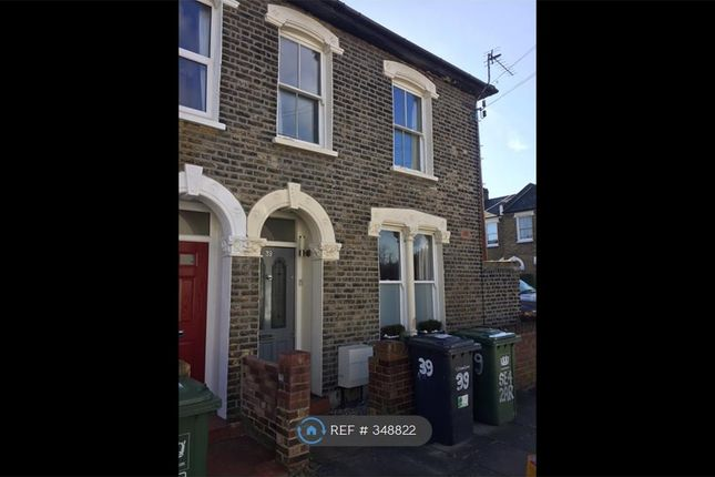 Thumbnail Terraced house to rent in Kneller Road, London