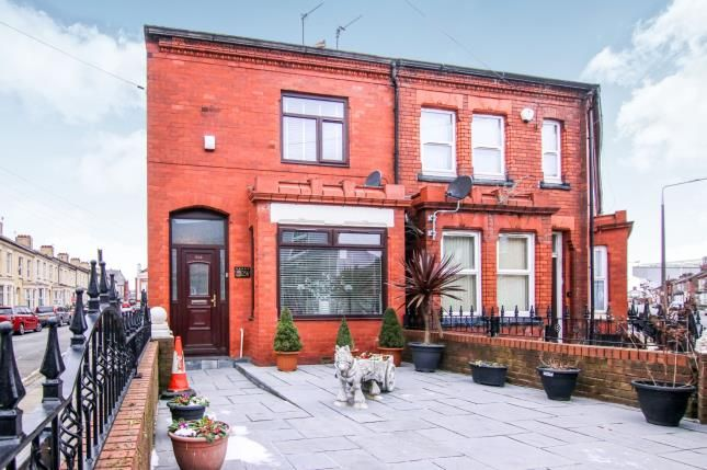 Thumbnail End terrace house for sale in Walton Breck Road, Liverpool, Merseyside