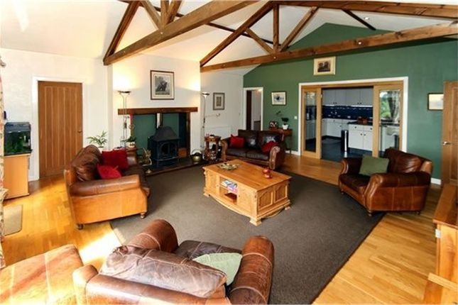 Thumbnail Detached bungalow for sale in Dalry, Castle Douglas, Dumfries And Galloway