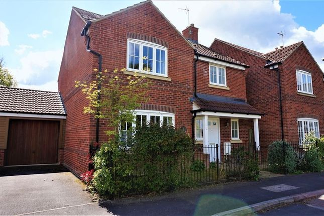 Thumbnail Detached house for sale in Newtons, Aldbourne Road, Baydon, Marlborough