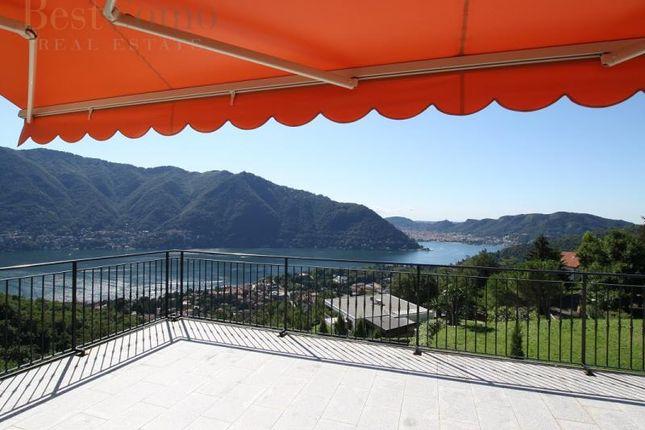 Thumbnail Villa for sale in Lake Como, Cernobbio, Como, Lombardy, Italy