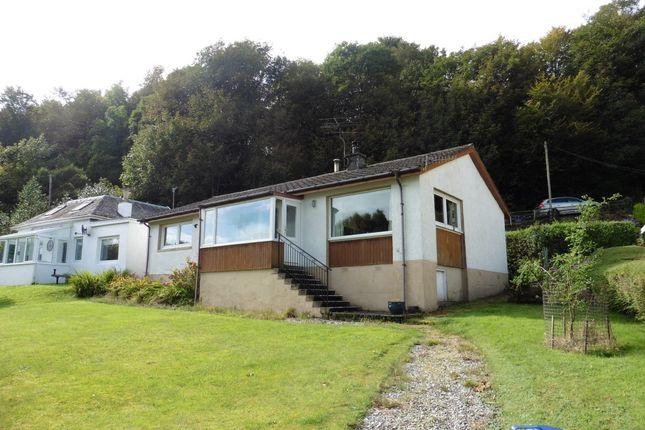 Thumbnail Detached bungalow for sale in Torsa Shore Road, Tighnabruaich