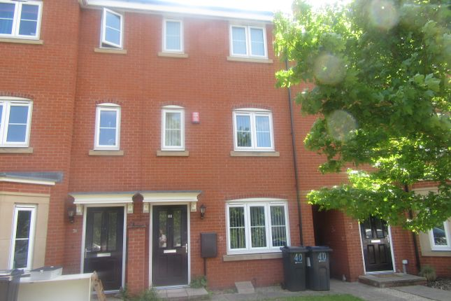 Thumbnail Town house for sale in Monastery Drive, Erdington, Birmingham