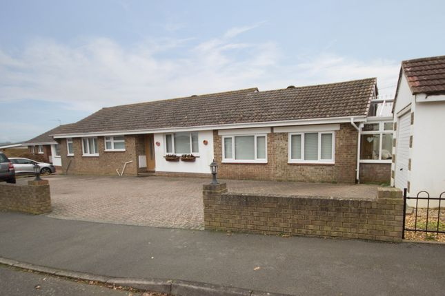 Thumbnail Detached bungalow for sale in Forest Dell, Winford