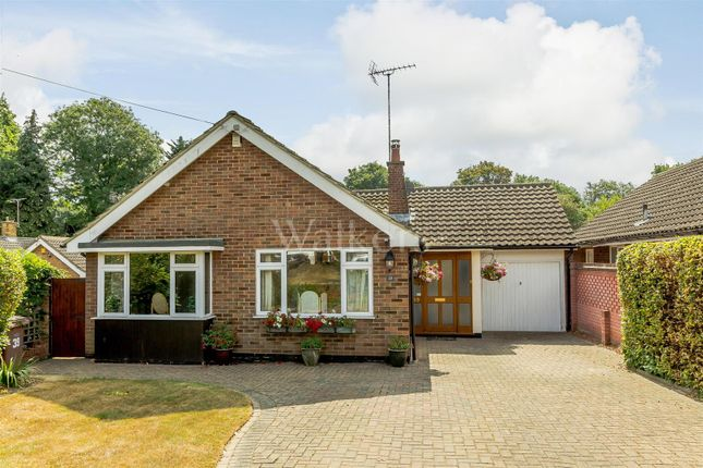 Thumbnail Detached bungalow for sale in The Paddocks, Ingatestone