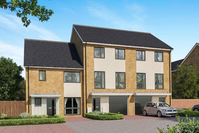 Thumbnail End terrace house for sale in Thorpe Road, Longthorpe, Peterborough