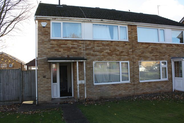 Thumbnail Property to rent in Lichen Green, Coventry