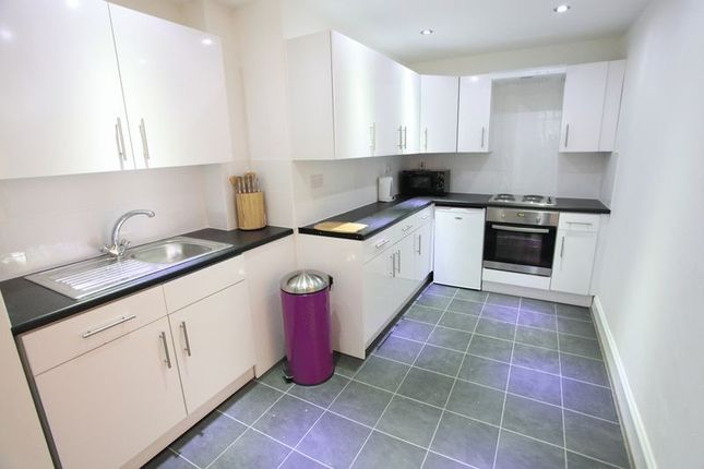 Thumbnail Flat to rent in Falkner Square, Toxteth, Liverpool