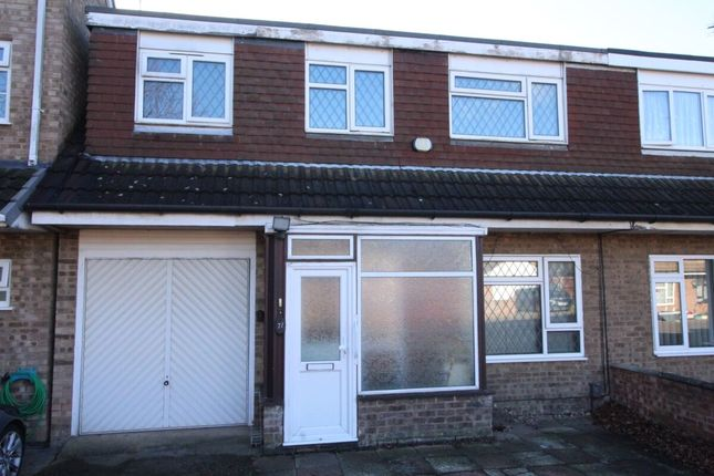 Thumbnail Semi-detached house to rent in Trevino Drive, Leicester