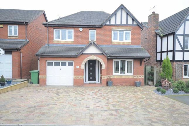 Thumbnail Detached house for sale in Navigation Loop, Stone