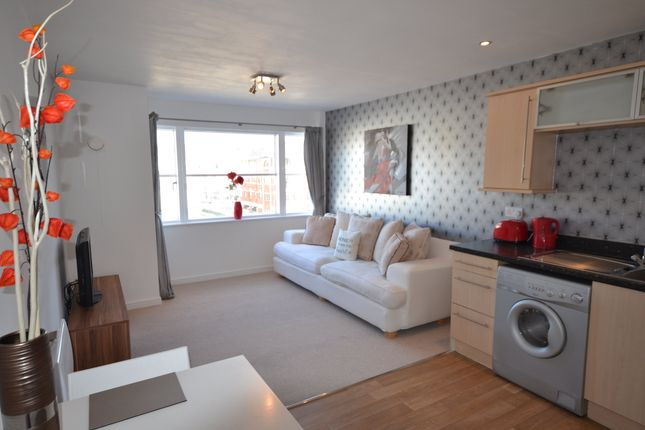 Thumbnail Flat to rent in Armstrong House, 60 Exeter Street, Plymouth