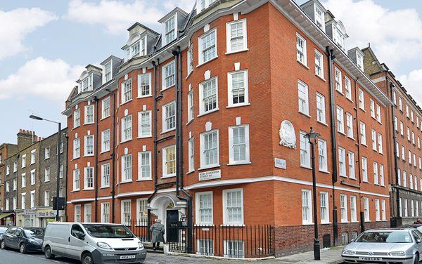 Thumbnail Property for sale in New Cavendish Street, London