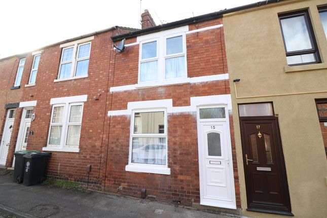 Thumbnail Terraced house for sale in Pemberton Street, Rushden