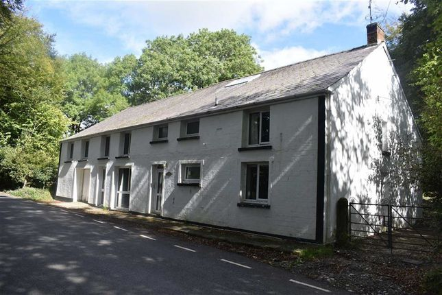 Thumbnail Detached house for sale in Llanio Road, Tregaron
