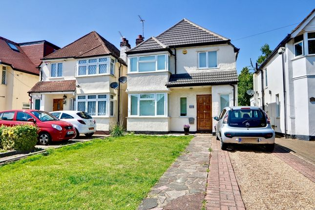 Thumbnail Detached house to rent in The Fairway, Ruislip