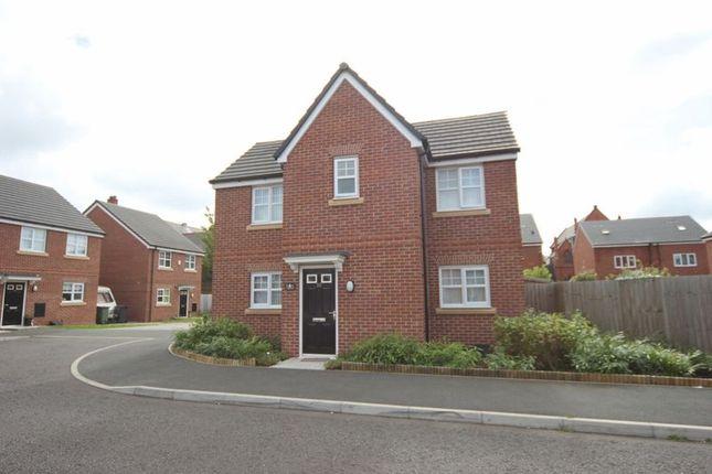 Thumbnail Detached house for sale in Brett Street, Birkenhead, Wirral