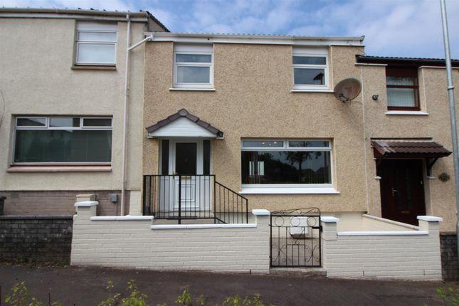 Thumbnail Terraced house for sale in Moorfield Avenue, Port Glasgow