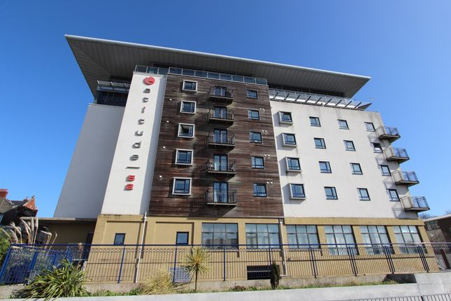 Thumbnail Flat for sale in Flat 49, Latitude 52, 237 Albert Road, Plymouth