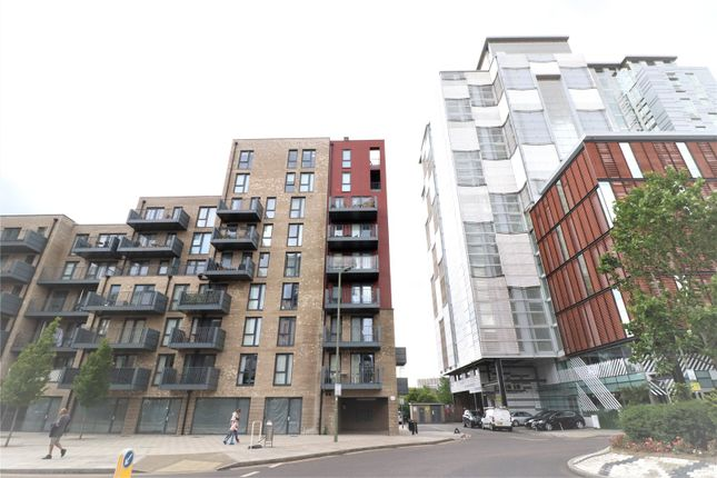 Thumbnail Flat for sale in Boswell Court, 22 Charcot Road, London