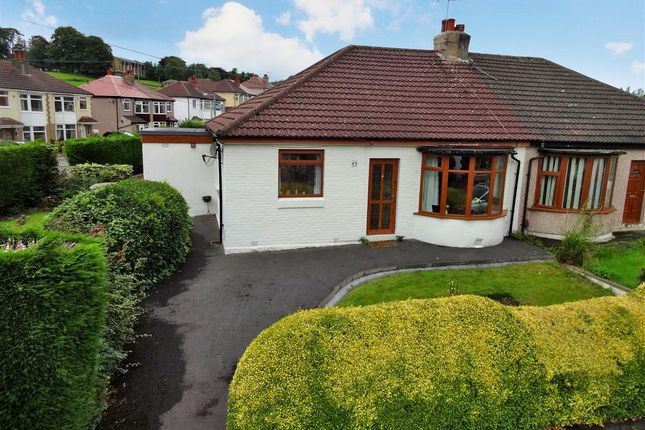 Thumbnail Bungalow for sale in Branksome Drive, Saltaire, Bradford