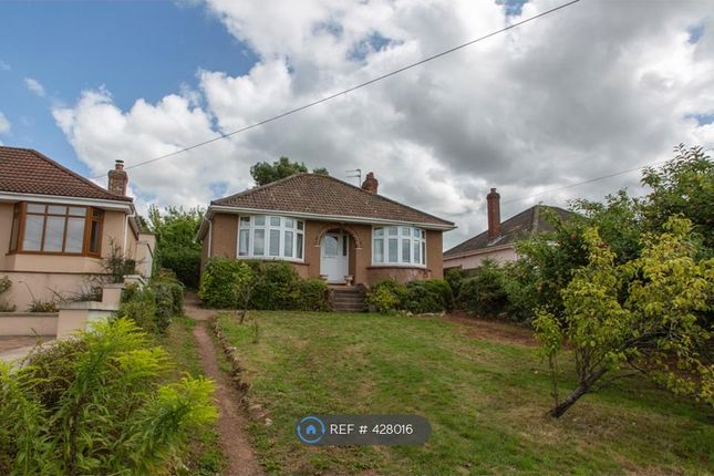 Thumbnail Bungalow to rent in Wells Road, Wookey Hole, Wells