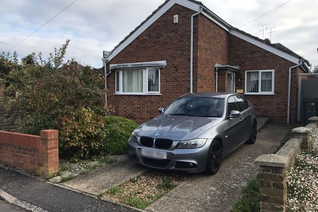 Thumbnail Bungalow to rent in Markham Road, Luton