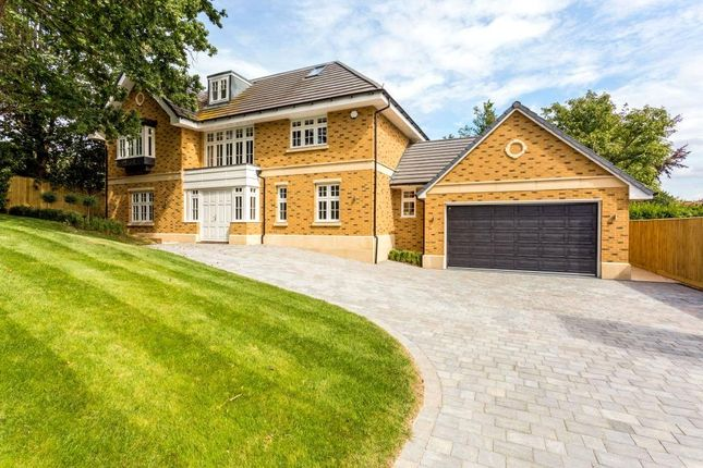 Thumbnail Detached house for sale in Pelhams Walk, Esher, Surrey KT10.