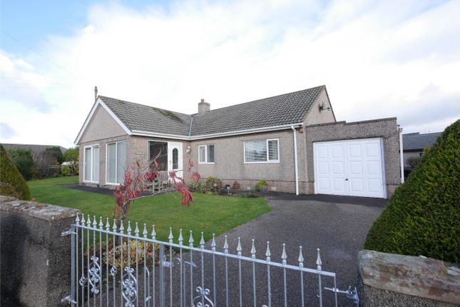 Thumbnail Detached bungalow for sale in Screes Rigg, Bankfield, Beckermet, Cumbria