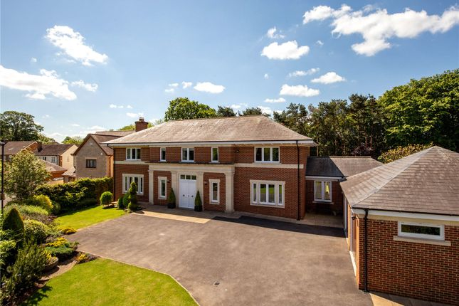 Thumbnail Detached house for sale in Homestead Gardens, Frenchay, Bristol