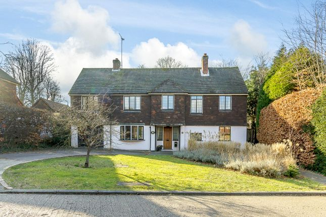 Thumbnail Detached house for sale in Gateways, Guildford