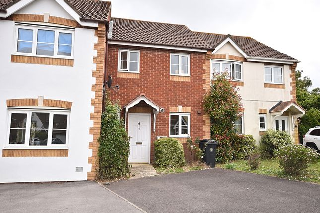 Thumbnail Terraced house to rent in Lark Way, Westbourne, Emsworth